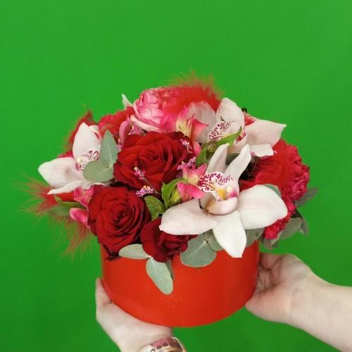 "Цветы в коробке"" Мулен Руж"""