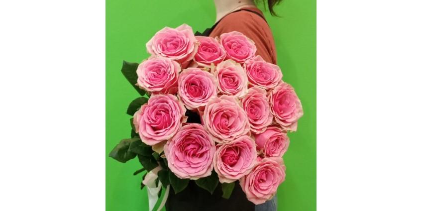 Как определить свежесть роз