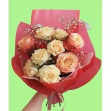 """Букет из роз """"Комплимент для Вас"""""""