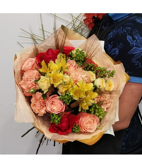 """Букет цветов """"Красивый жест"""""""