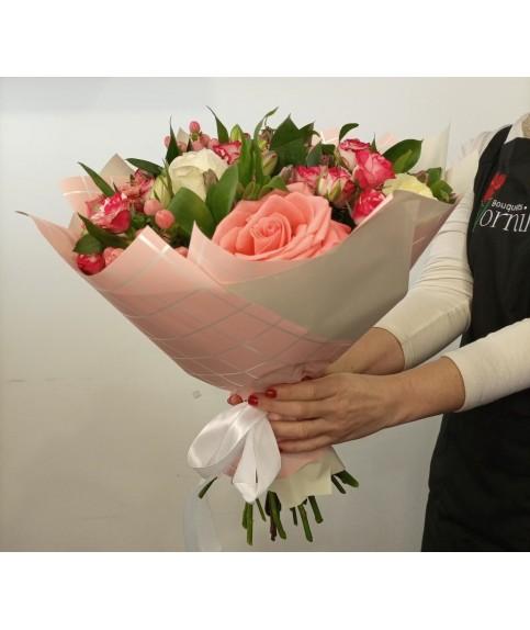 """Букет цветов """"Нежный взгляд"""""""