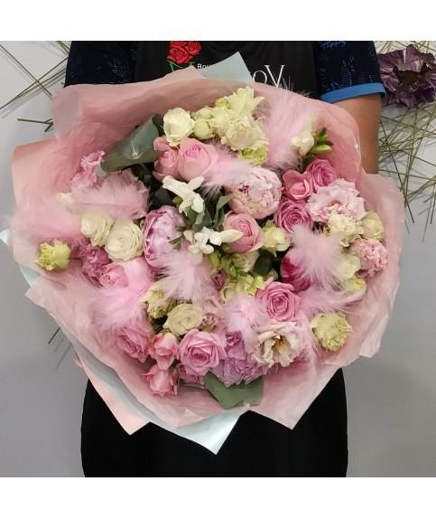 """Букет цветов """"Нежное прикосновение"""""""