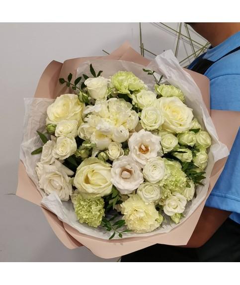 """Букет  цветов """" Время поцелуев"""""""