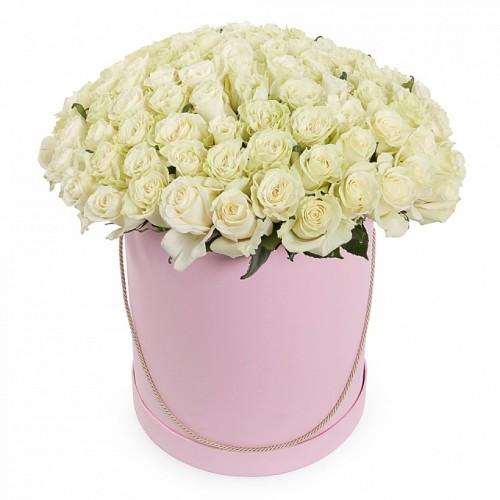 """Цветы в коробке """"Жемчужина красоты"""""""