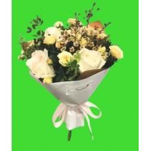 """Букет  цветов """"Звонкий голос"""""""