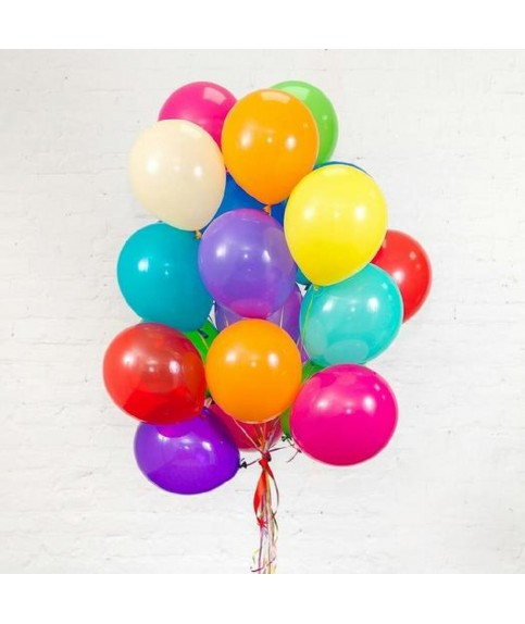 Гелевые шары набор 20 шт