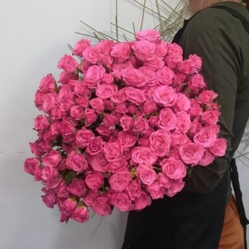 "Букет ""Розовый фламинго"""