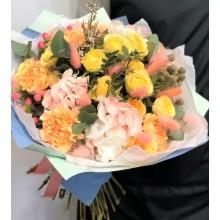 """Букет цветов """"Нежный шелест"""""""