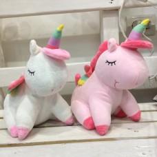 Мягкие игрушки Единорожки
